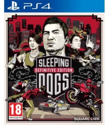 Sleeping Dogs Definitive Edition [PS4]